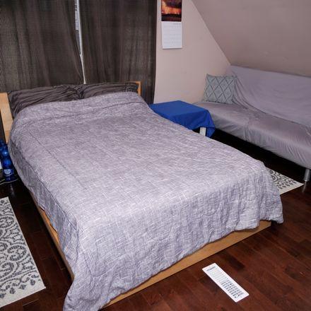 Rent this 1 bed room on Daniels Spectrum in Regent Park Boulevard, Toronto