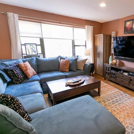 Rent this 3 bed apartment on 1496 Prospect Place in New York, NY 11213