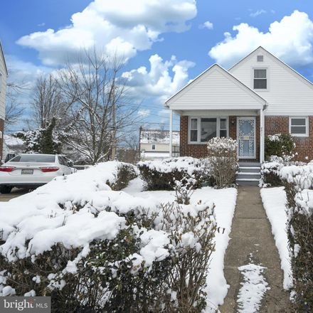 Rent this 3 bed house on 4811 Crosswood Avenue in Baltimore, MD 21214