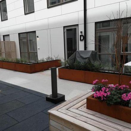 Rent this 1 bed apartment on 11 Starrbäcksgatan  Stockholm 172 74