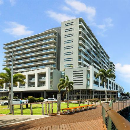 Rent this 1 bed apartment on 503/1 Marlin Pde