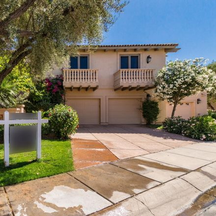 Rent this 3 bed townhouse on 10109 East Topaz Drive in Scottsdale, AZ 85258
