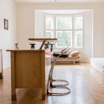 Rent this 2 bed apartment on Ministerstvo obrany ČR in Národní obrany, 119 00 Prague