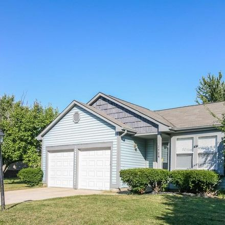 Rent this 3 bed house on 3728 Pebble Creek Dr in Indianapolis, IN