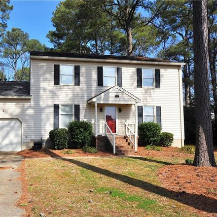 Rent this 4 bed house on 10 Floyd Avenue in Poquoson City, VA 23662
