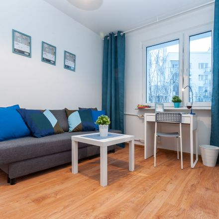 Rent this 5 bed room on Związku Walki Młodych 16 in 02-786 Warsaw, Poland