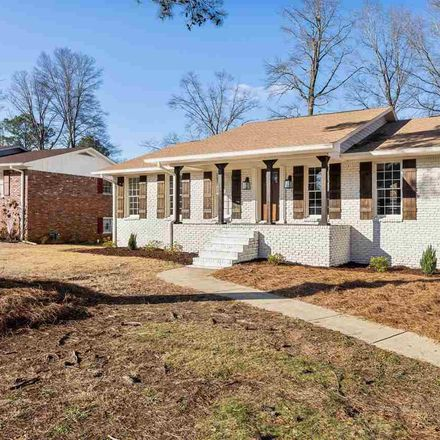 Rent this 4 bed house on 1324 Bardswood Terrace in Birmingham, AL 35235