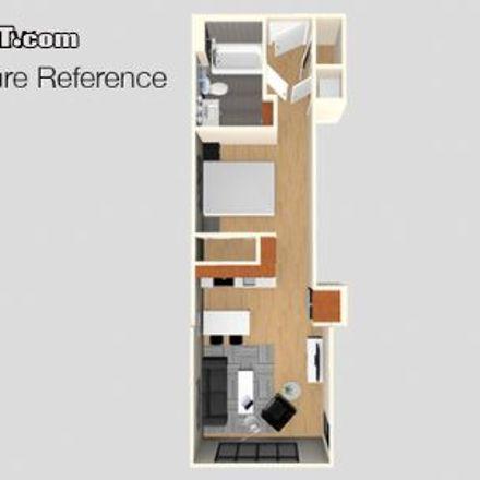 Rent this 1 bed apartment on 1600 Belmont Street Northwest in Washington, DC 20009