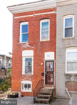 Rent this 2 bed townhouse on 500 North Glover Street in Baltimore, MD 21205
