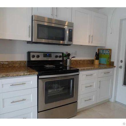Rent this 1 bed condo on 7735 Abbott Avenue in Miami Beach, FL 33141