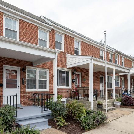 Rent this 3 bed townhouse on 514 Umbra Street in Baltimore, MD 21224