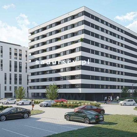 Rent this 4 bed apartment on Osiedle Piastów 34a in 31-624 Krakow, Poland