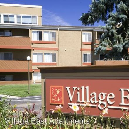Rent this 1 bed apartment on 5999 Palmer Park Boulevard in Cimarron Hills, CO 80915