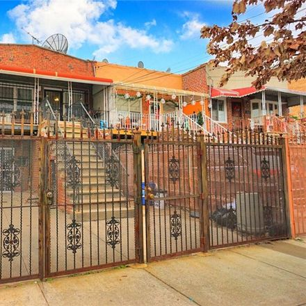 Rent this 5 bed townhouse on 766 Barbey Street in New York, NY 11207