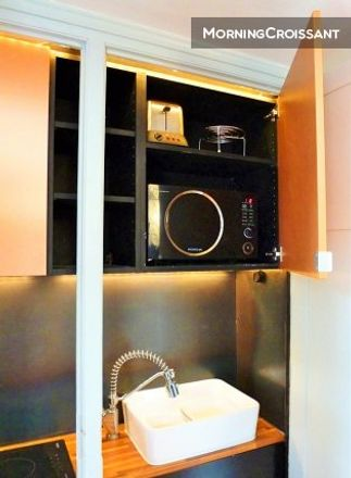 Rent this 1 bed apartment on 18 Rue de Brigode in 59000 Lille, France