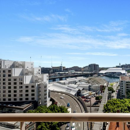 Rent this 1 bed apartment on 501/132 Sussex Street