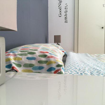 Rent this 1 bed apartment on Calle Laguna del Marquesado in 28001 Madrid, Spain