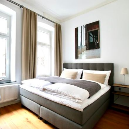 Rent this 1 bed apartment on Lübecker Straße 3 in 50670 Cologne, Germany