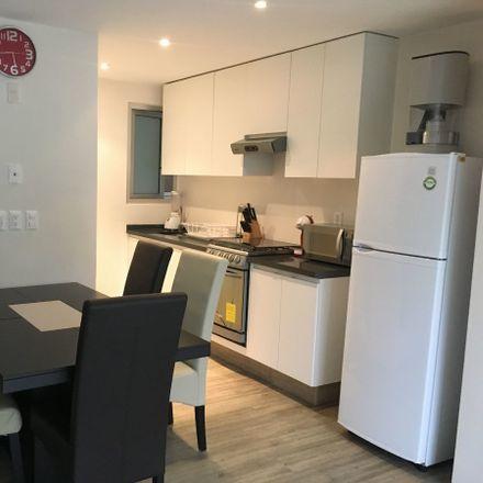 Rent this 1 bed apartment on Cosmocrat Apartamentos in Prolongación Paseo de la Reforma 307, ZEDEC Santa Fe