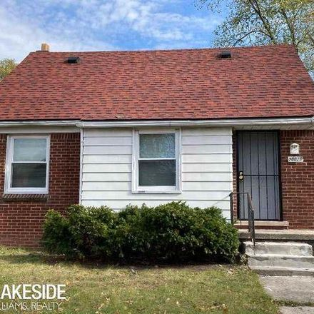 Rent this 3 bed house on Trix Academy in 20045 Joann Street, Detroit