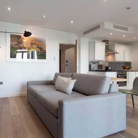Rent this 1 bed apartment on The Tower Hotel in Great West Road, London TW8 9BS
