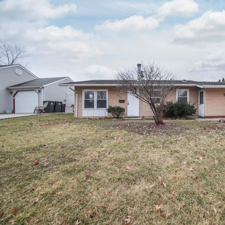 Rent this 3 bed house on 803 Dorman Drive in Streamwood, IL 60107