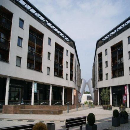 Rent this 1 bed apartment on Private Underground Parking in Priory Place, Coventry CV1 5SA
