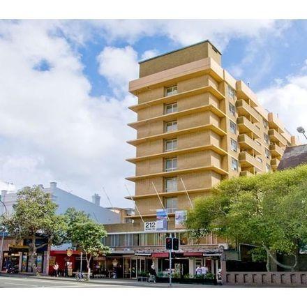 Rent this 0 bed apartment on 603/212 Bondi Road