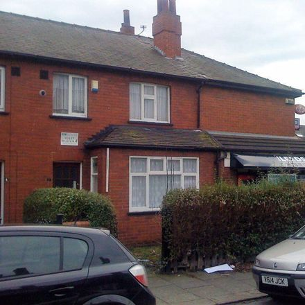 Rent this 3 bed house on Mayville Avenue in Leeds LS6 1NQ, United Kingdom
