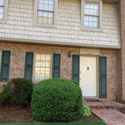 Rent this 3 bed townhouse on 3407 Ashwood Ln in Atlanta, GA