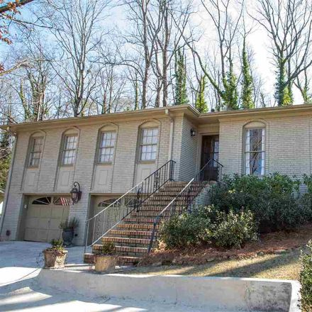 Rent this 3 bed house on 1821 Old Creek Trail in Vestavia Hills, AL 35216