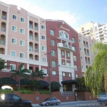 Rent this 2 bed condo on 2280 Southwest 32nd Avenue in Miami, FL 33145