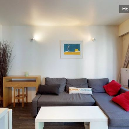 Rent this 1 bed apartment on 2 bis Rue Georges Lardennois in 75019 Paris, France