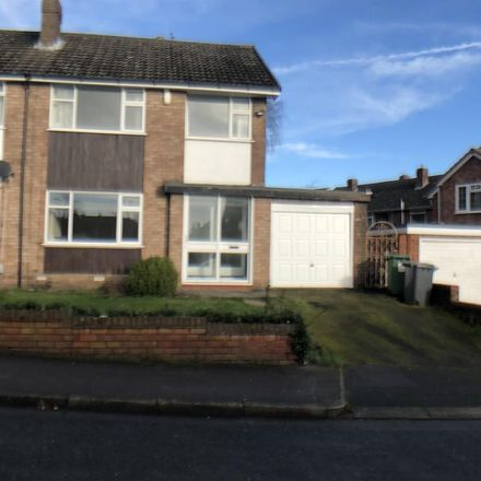 Rent this 3 bed house on Charles Avenue in Wolverhampton WV4 5BB, United Kingdom