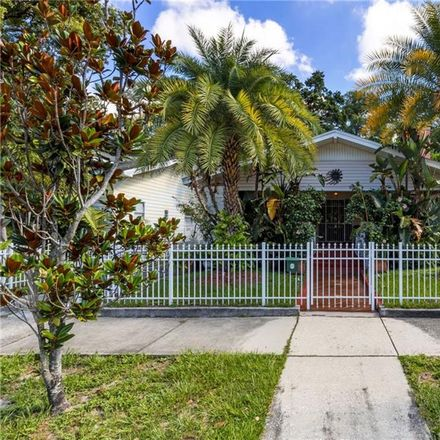 Rent this 4 bed house on E 23rd Ave in Tampa, FL