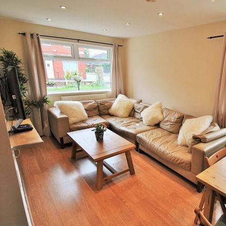 Rent this 6 bed house on Edgeworth Drive in Manchester M14 6RU, United Kingdom