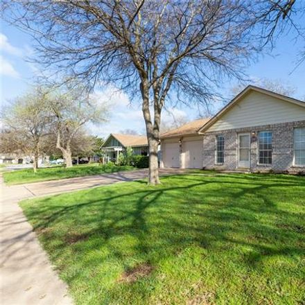 Rent this 3 bed house on 800 Newcastle Drive in Austin, TX 78745