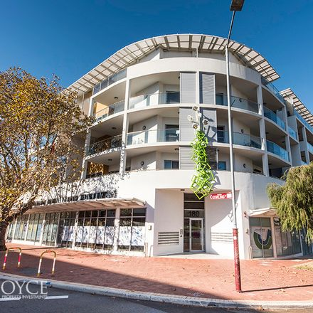 Rent this 2 bed apartment on 18/180 Stirling Street