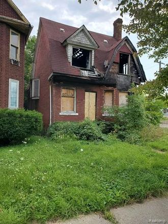 Rent this 3 bed house on Marston St in Detroit, MI