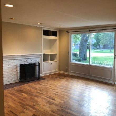 Rent this 3 bed house on 133 North Woodlawn Street in Wheaton, IL 60187