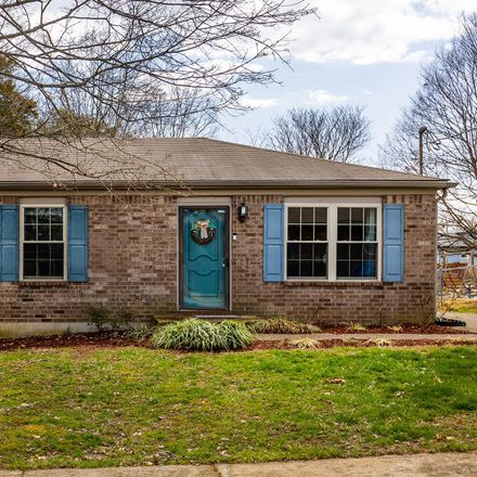 Rent this 3 bed house on Conti Ln in Louisville, KY