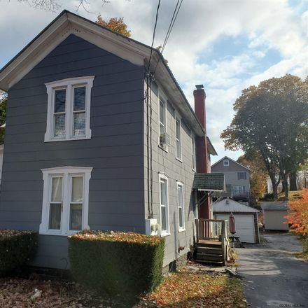 Rent this 2 bed townhouse on Palmer Ave in Corinth, NY