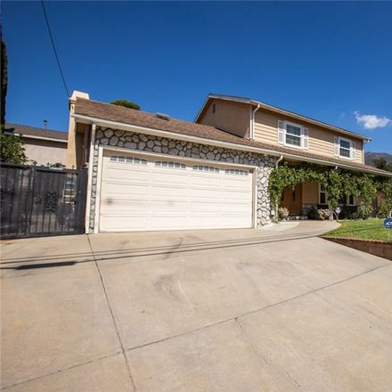Rent this 4 bed house on 9968 Tujunga Canyon Boulevard in Los Angeles, CA 91042