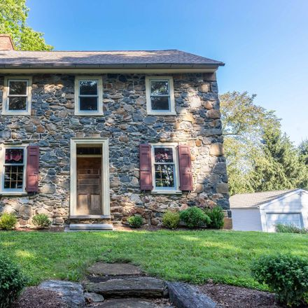 Rent this 3 bed house on West Strasburg Road in East Bradford Township, PA 19382