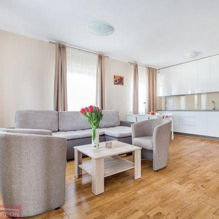 Rent this 4 bed apartment on Jana Zamoyskiego 72 in 30-523 Krakow, Poland