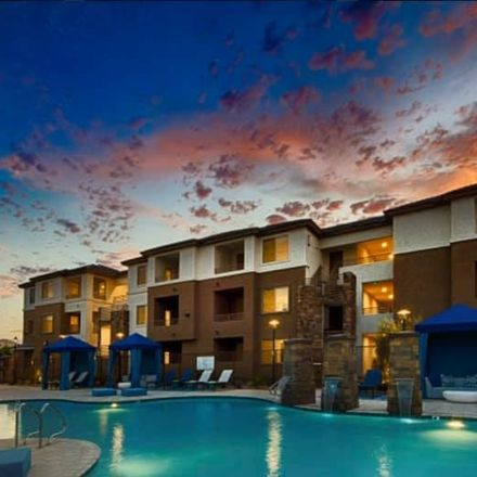 Rent this 1 bed apartment on Tuscany Shores at Desert Harbor in Peoria, AZ