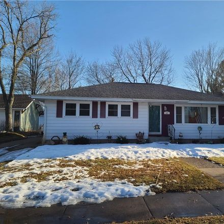 Rent this 3 bed house on 317 Folsom Street in Eau Claire, WI 54703