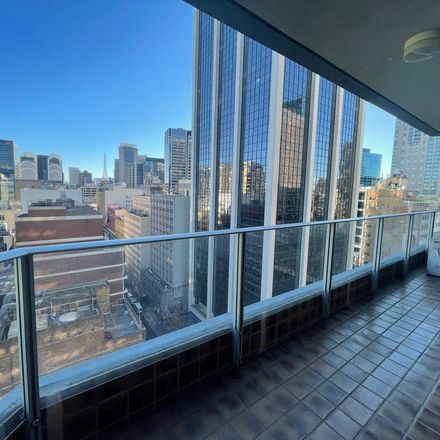 Rent this 1 bed apartment on The Berkeley in 25 Market Street, Sydney NSW 2000