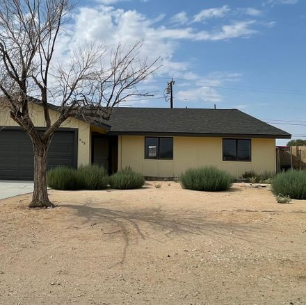 Rent this 3 bed house on 9148 California City Boulevard in California City, CA 93505