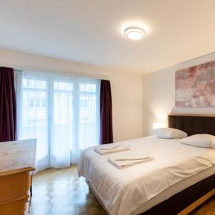 Rent this 1 bed apartment on Zurich in Riesbach, ZURICH